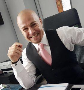 Maurizio La Rocca - CEO arimas - arimaslab